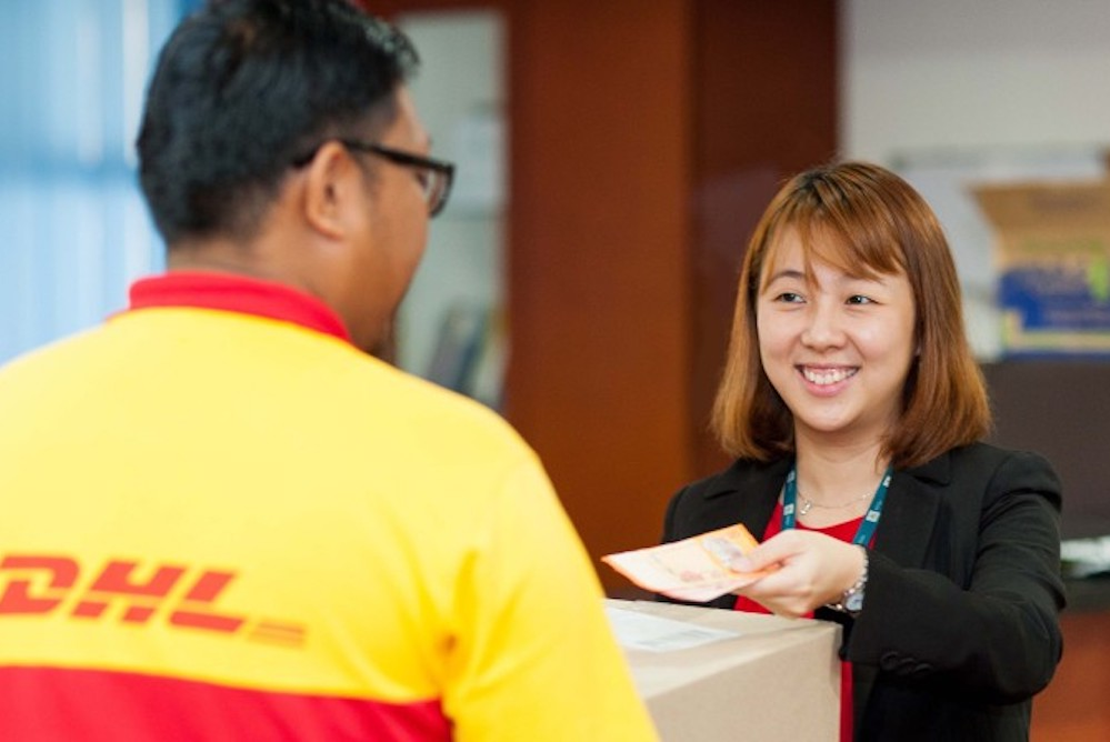 DHL Offers Cash-On-Delivery Service For Unbanked Consumers
