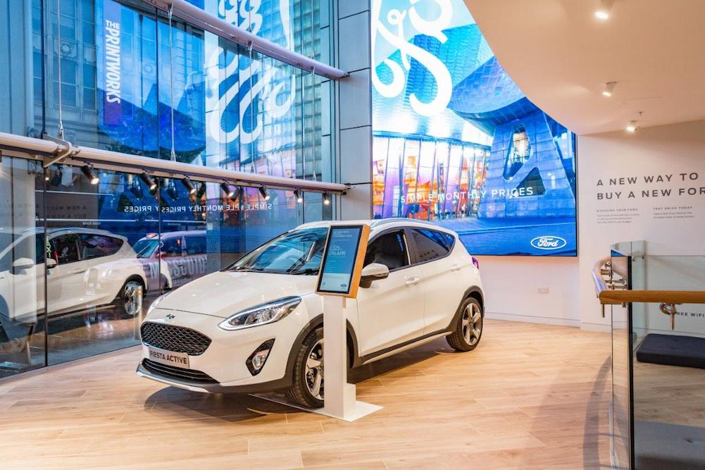 Ford Extends Digital Store With Online Sales Service