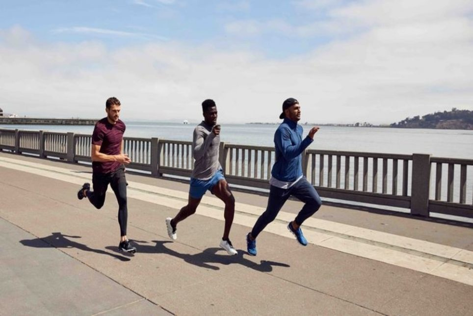 Aiming To Save The Brand, Gap Taps Athleisure Market With Men's Line