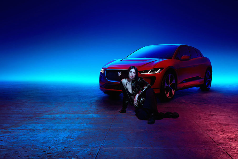 Jaguar Lets Fans Remix Pop Singer's Latest Hit Based On Test Drive Data