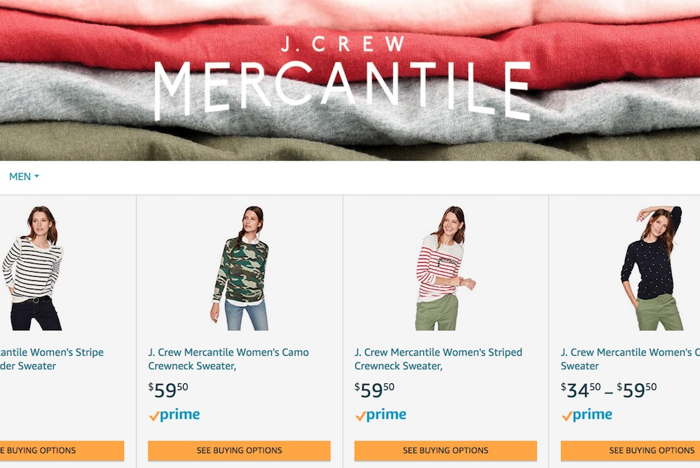 J. Crew CEO's Unapologetic, Low-Price Makeover Of The Preppy Retailer Culminates With First-Ever Amazon Shop