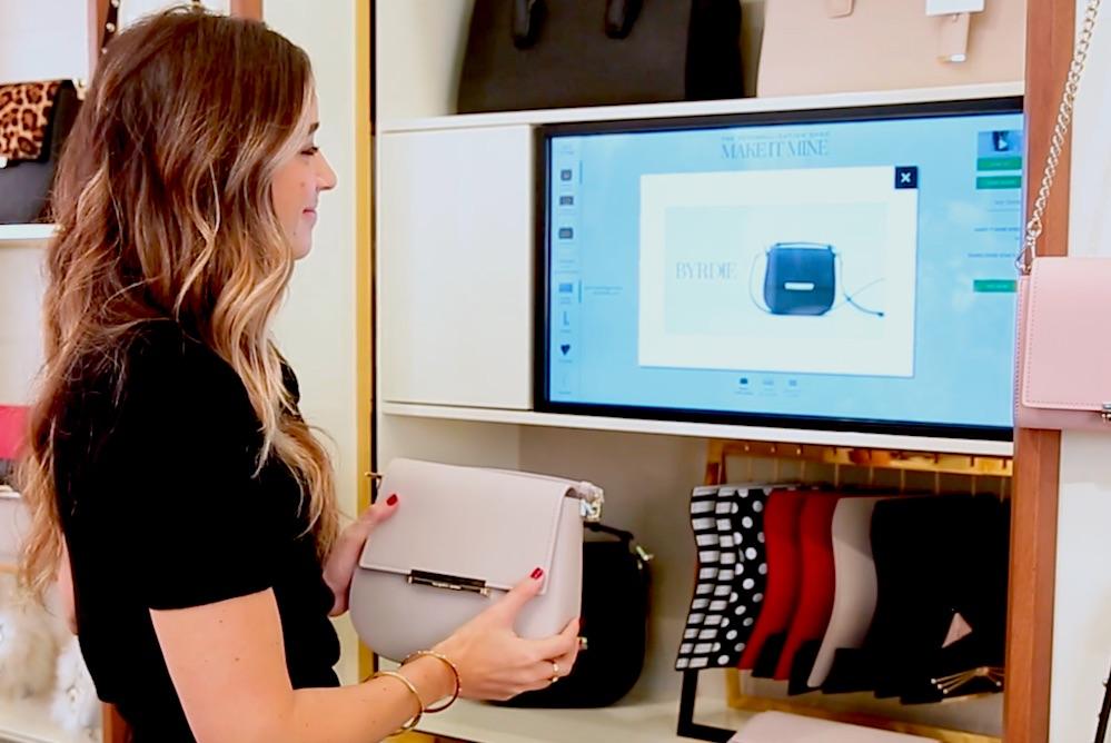 Kate Spade Shoppers Can Customize Their Handbags In AR