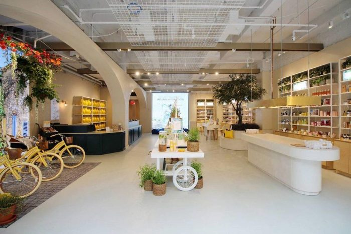 Shoppers Can Enjoy Hand Massages And Take Selfies At L'Occitane's 5th Ave Shop