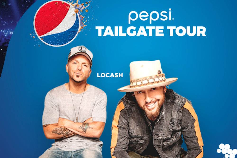 Pepsi Provides Football Fans With A Multi-City Tailgate Tour