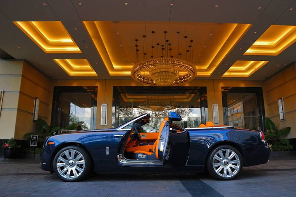 Rolls-Royce Dealer Lets Customers Purchase With Bitcoin