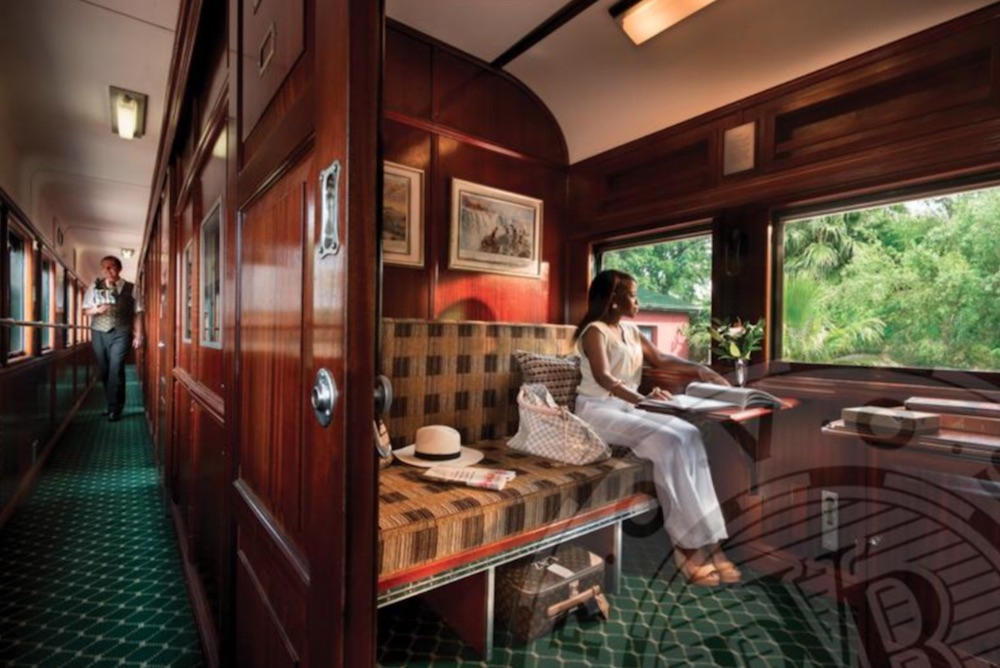 No Wi-Fi Luxury Rail Line Encourages Its Passengers To Disconnect