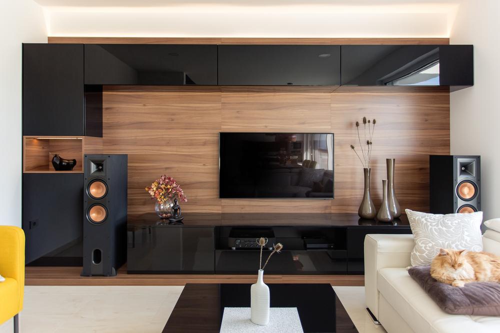 smart tv smart home