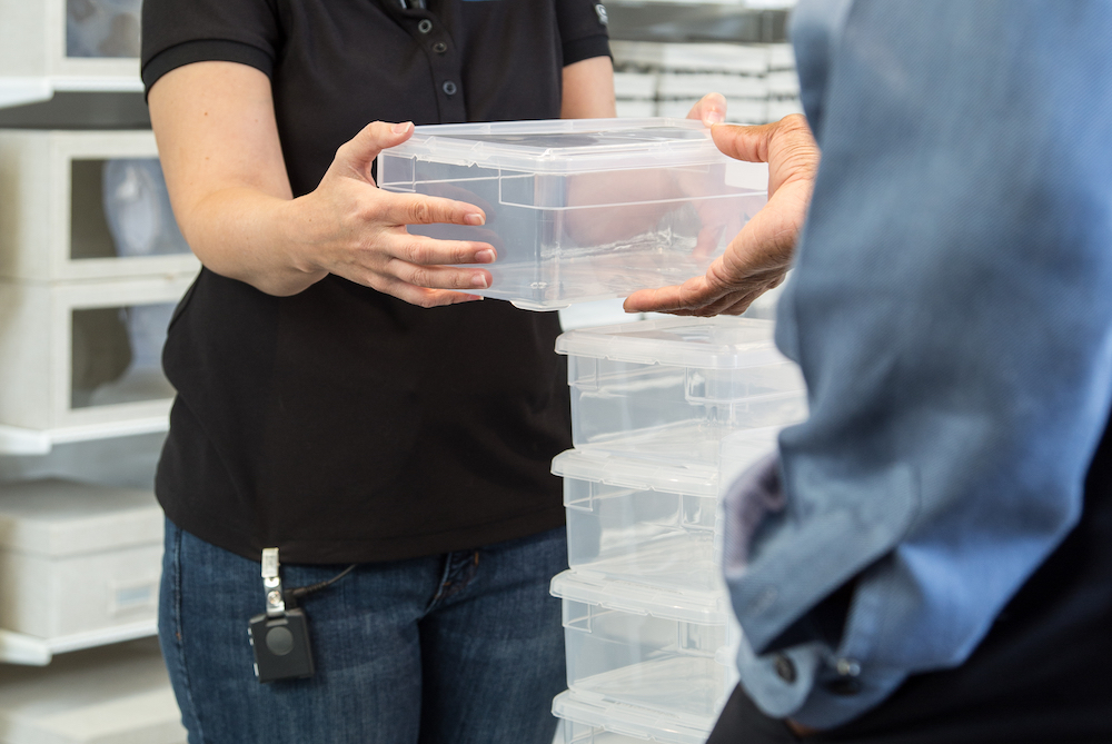 Voice-Activated Wearable Helps Container Store Employees Deliver Better Customer Service