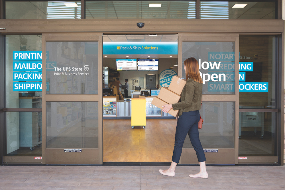 Interview: How The UPS Store Is Reinventing The Shipping Experience