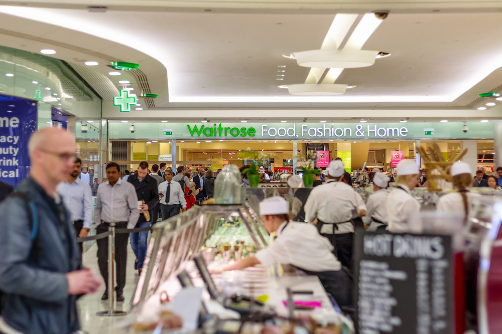 Waitrose Offers Shoppers In-Store Healthcare Services