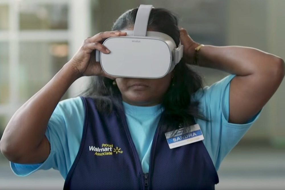 Walmart Invests In Better Customer Service With VR Training For All U.S. Employees