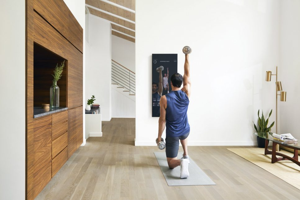 Fitness Startup Streams Live Exercise Classes Into Consumers' Living Rooms