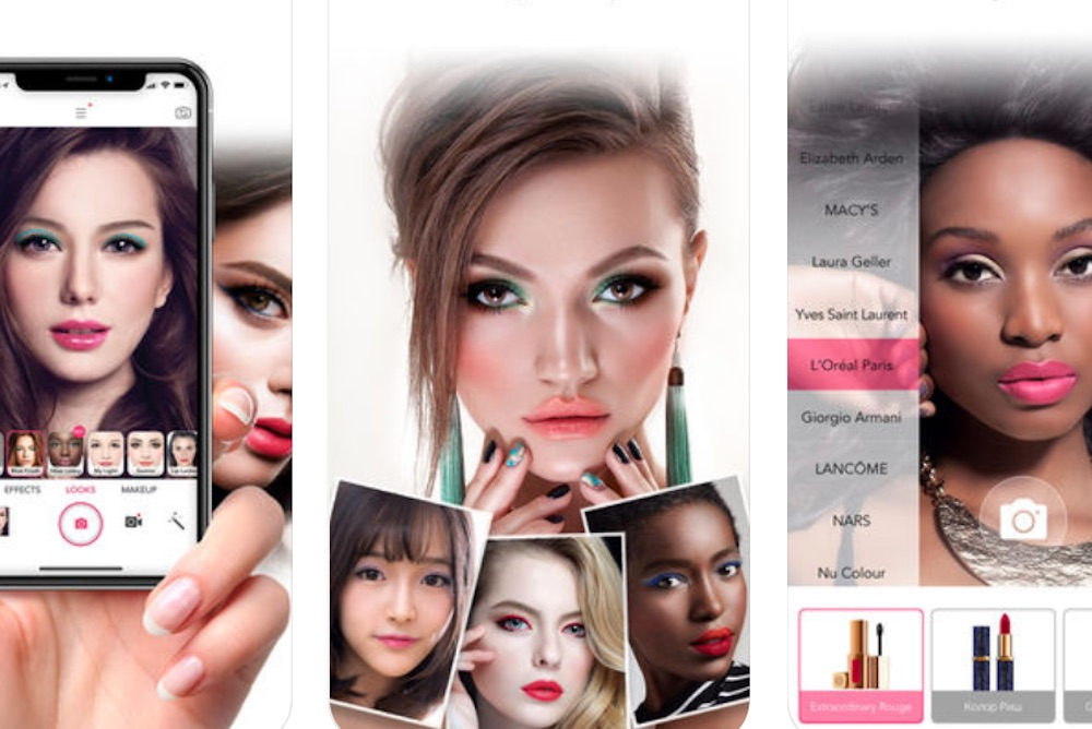Macy's And Cosmopolitan Magazine Let Shoppers Snap A Selfie To Trial Makeup