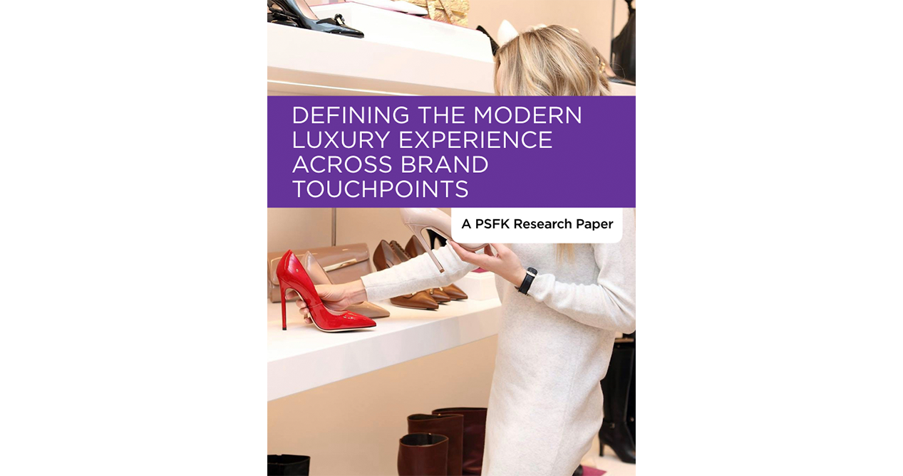 Defining The Modern Luxury Experience Across Brand Touchpoints