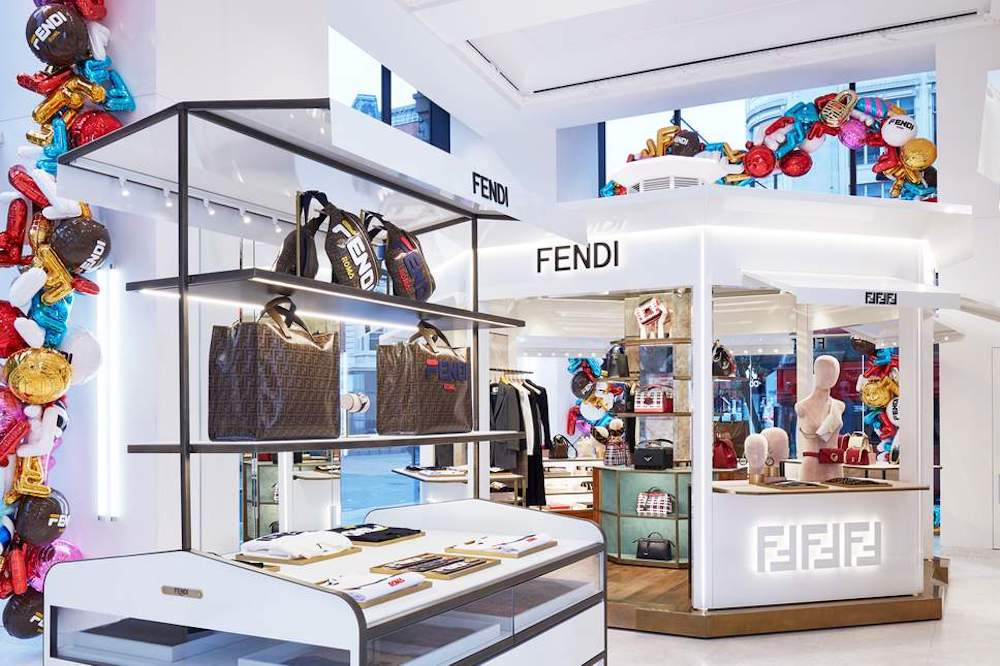 How Luxury Brands Like Fendi And Sephora Are Engaging Customers With Immersive Pop-Ups And Conventions