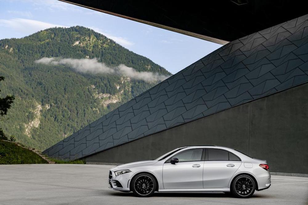 Mercedes-Benz Instagram Contest Will Fill Winners' Bucket Lists