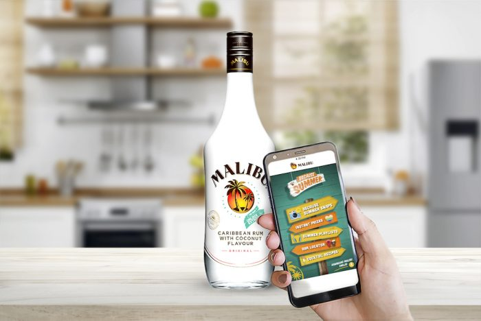 Interview: How The Company Behind Malibu & Kahlua's New Retail Technology Plans To Make Shopping More Entertaining