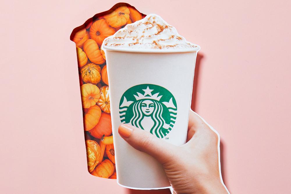 Starbucks Celebrates Its Pumpkin Spice Latte With A Secret Fan Group