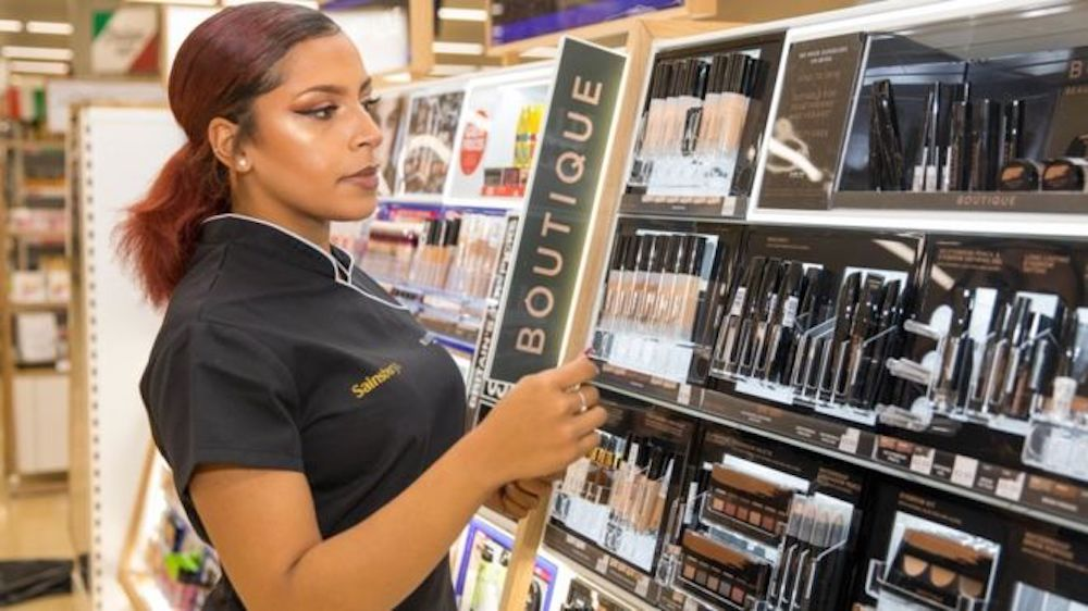 Sainsbury's Store Revamp Offers Shoppers Beauty And Fragrance Departments