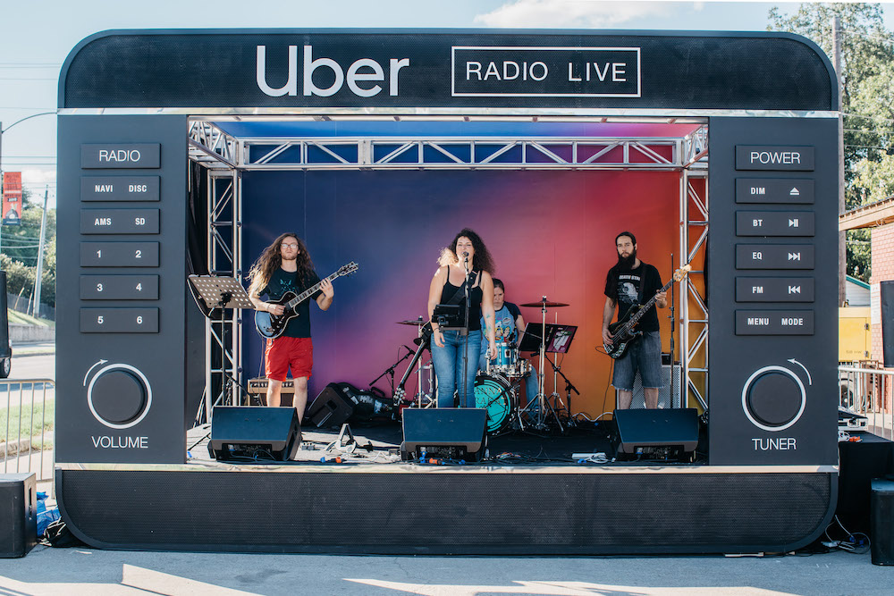 Uber Hosts A Music Festival Showcasing The Talent Of Its Drivers