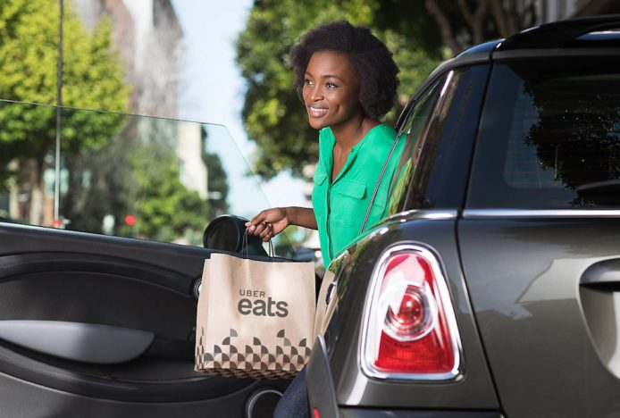 Uber May Soon Be Delivering Groceries As Well As Takeout