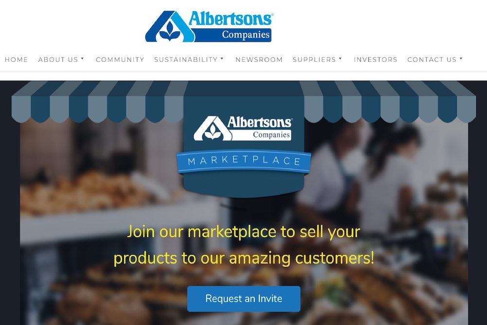 Albertsons' Online Marketplace Offers Shoppers Thousands Of Additional Products