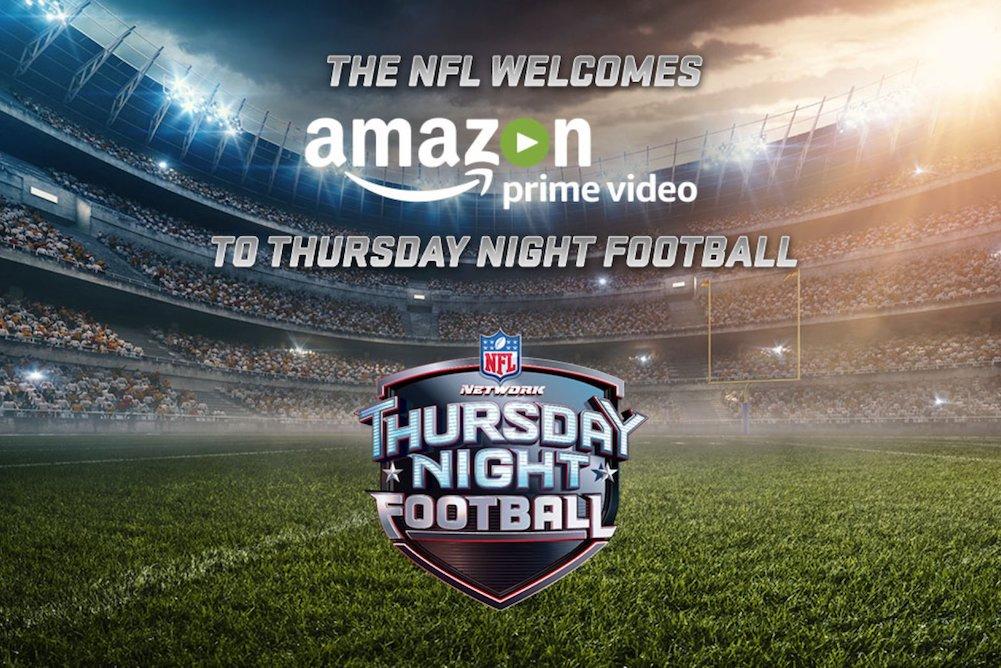 Amazon's Streaming Platform Lets Thursday Night Football Fans Shop Ads