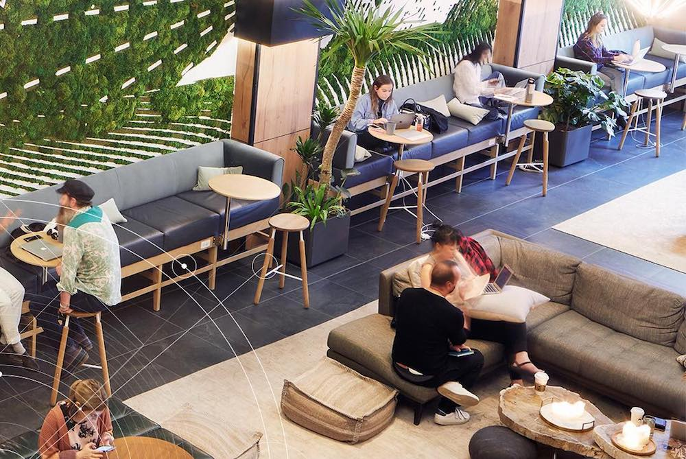 How Brands Like Mini Cooper And WeWork Are Elevating The Co-Working Space