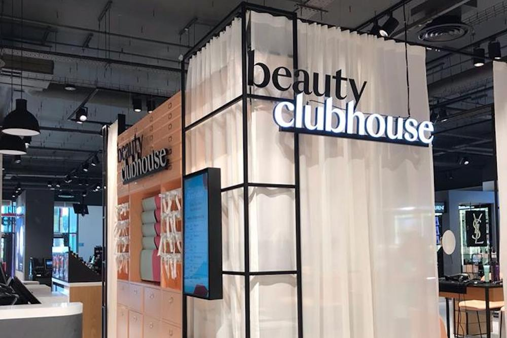 Debenhams 'Beauty Hall' Offers Shoppers Digitally-Enhanced Product Discovery