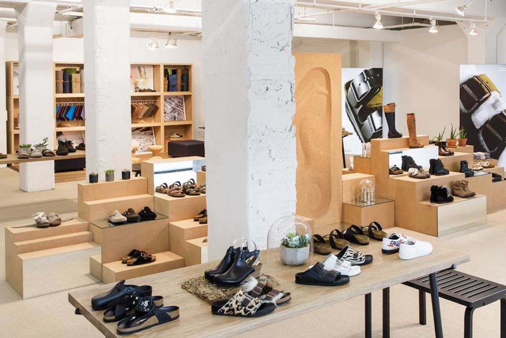 Birkenstock Offers New York Shoppers First-Ever U.S. Store