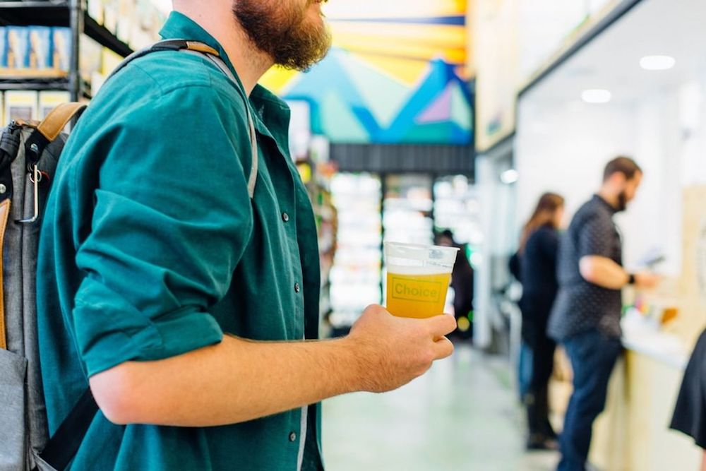 Disruptive Convenience Store Offers Shoppers Natural Foods And Cashierless Checkout