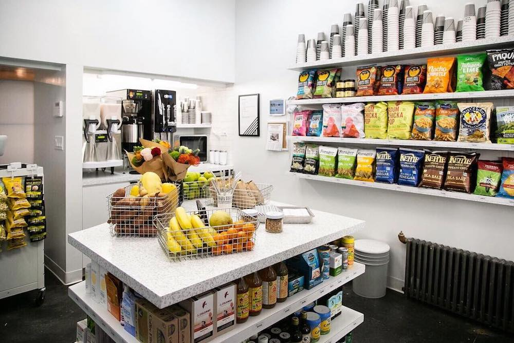 Healthy Convenience Concept Store Offers Outpost To New York Shoppers