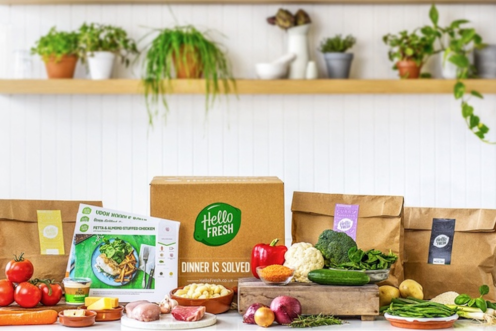 HelloFresh Caters To Conscious Consumers With Eco-Friendly Packaging