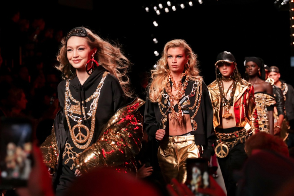 Visitors To H&M's Fashion Show Could Experience Moschino Collaboration In AR