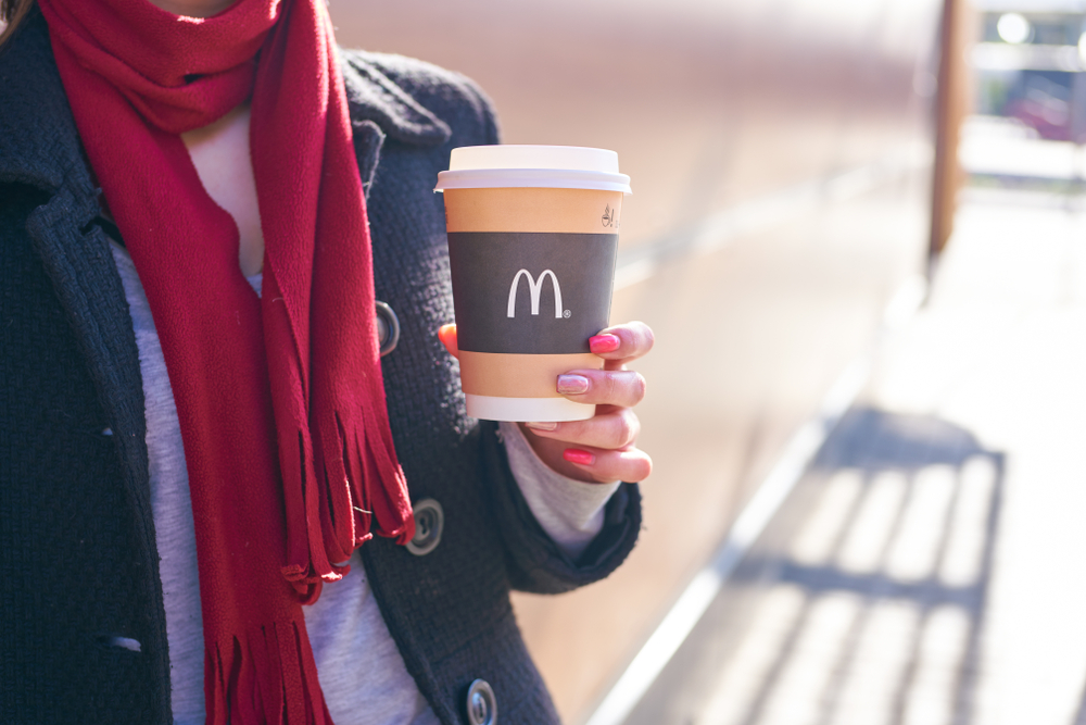 Coffee Drinkers Can Order Their McCafe Delivery Through WeChat