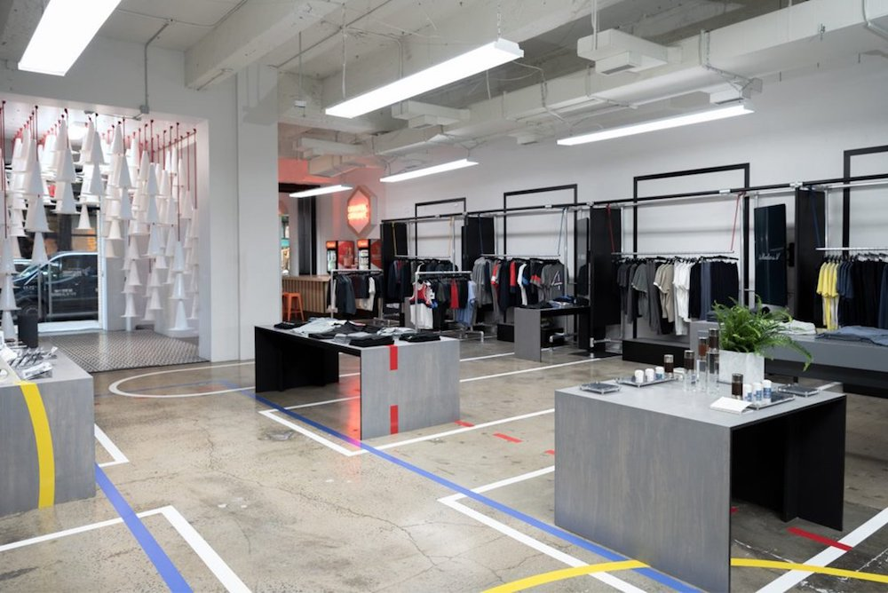 Men's Athleisure Boutique Provides Customers With Luxury Performance Apparel