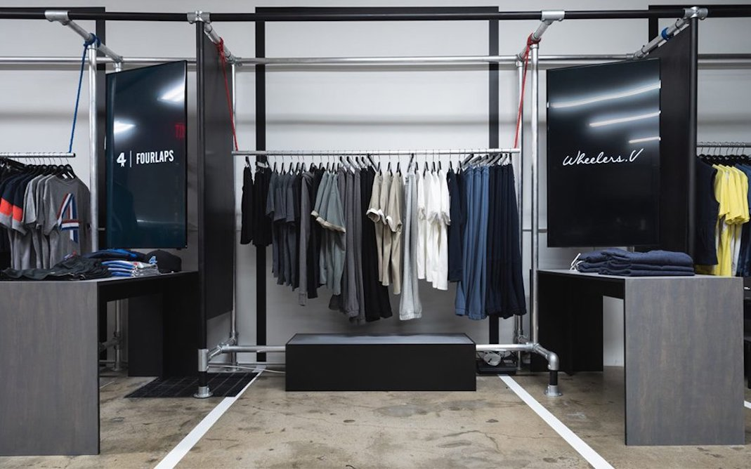 Men's Athleisure Boutique Provides Customers With Luxury