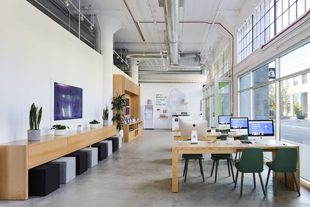 Digital Native Shopify Opens Retail Space To Provide Support To Startups