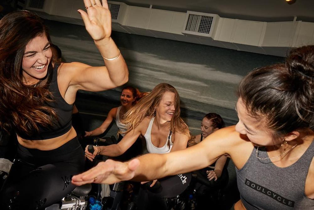 SoulCycle Fans Can Enjoy Branded Concerts, Playlists And Videos On Apple Music