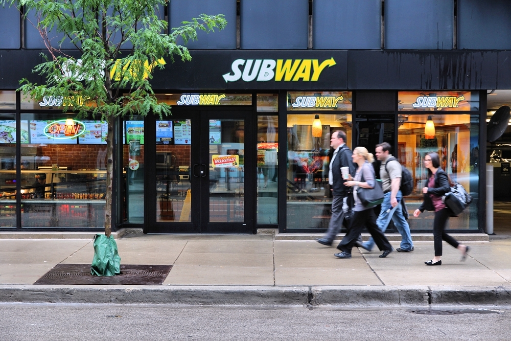 Subway Appeals To Customers With Weather-Appropriate Ads