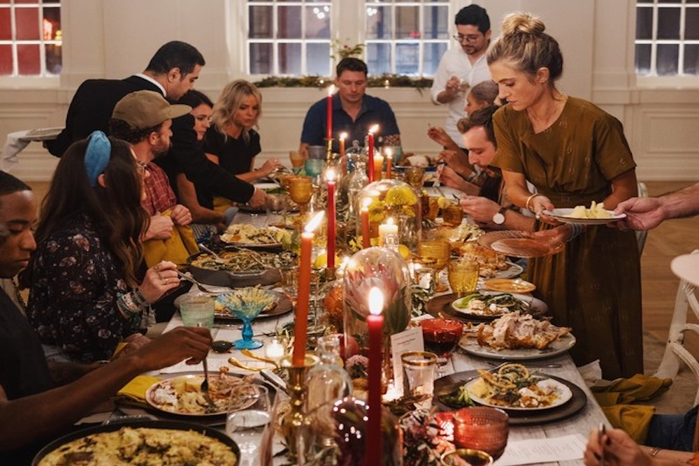 """Marriott's Boutique Brand Offers Guests """"Friendsgiving"""" Package"""