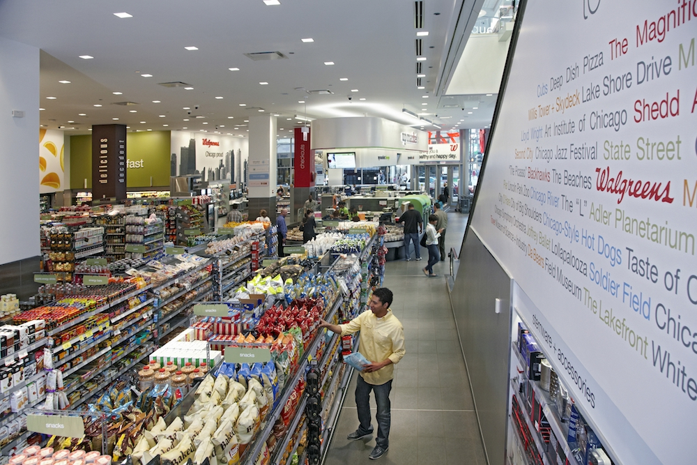 Walgreens Customers Can Shop Kroger Inventory And Pick Up Goods In-Store