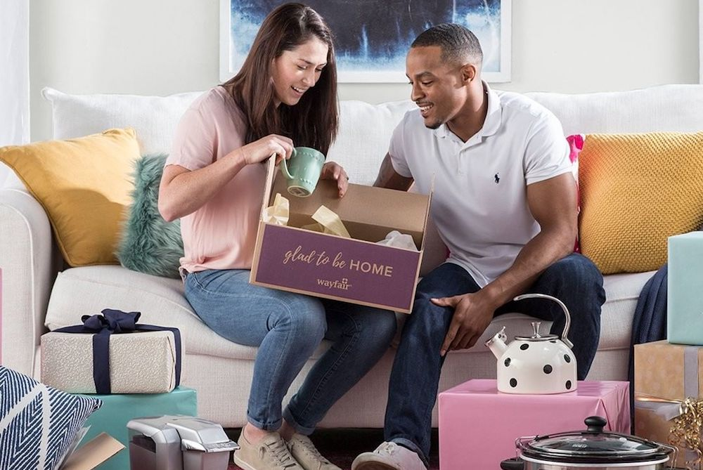 Wayfair's Loyalty Program Provides Members Next-Day Furniture Delivery