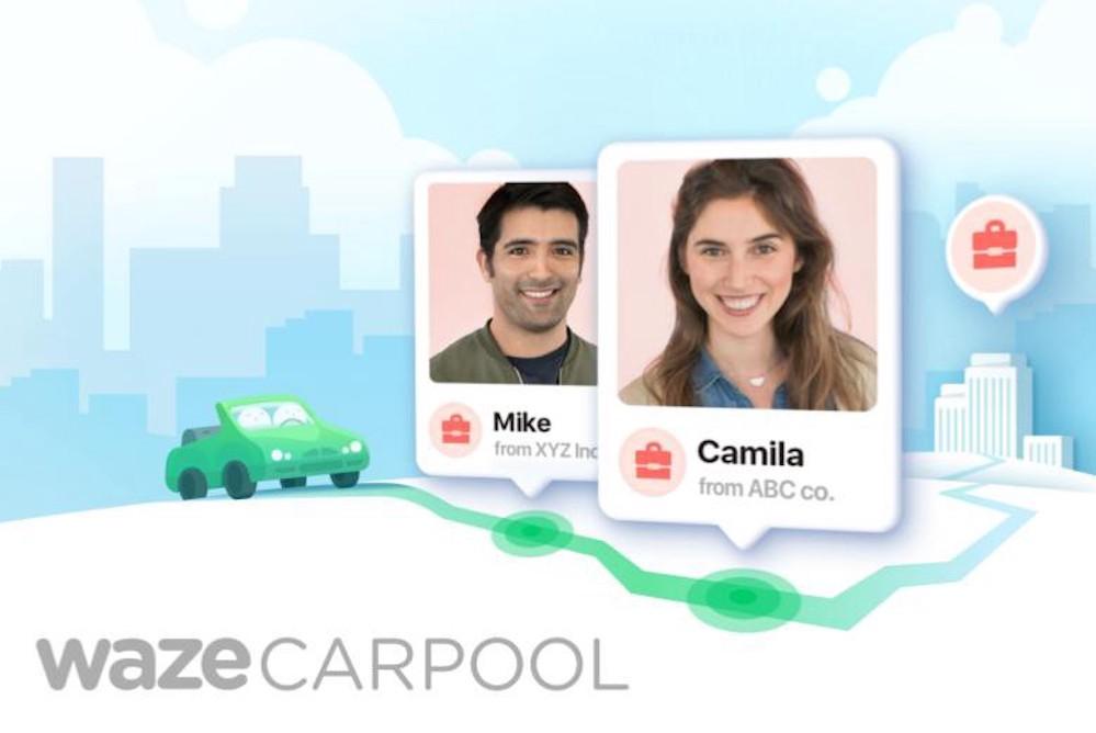 Waze Lets Commuters Earn Money By Offering Carpooling Service