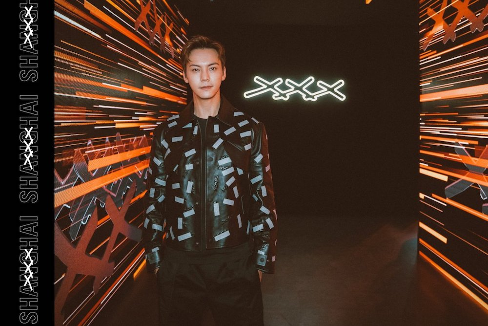 Ermenegildo Zegna Show Attendees Could Synch Their WeChat To Enjoy Immersive Activities
