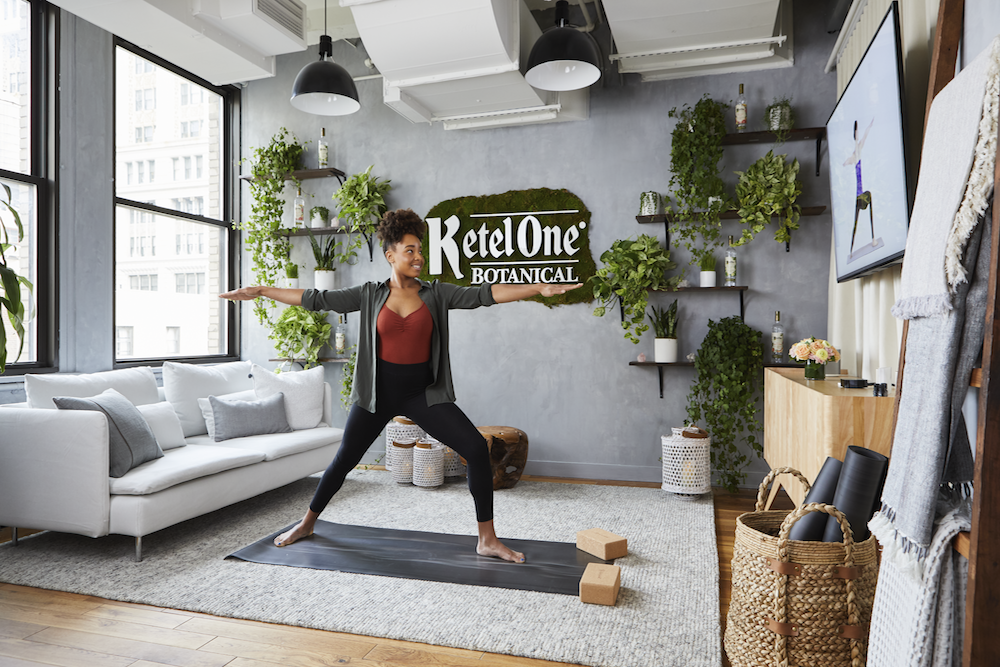 Ketel One Botanical Offers WeWork Members a Wellness Haven for Relaxation