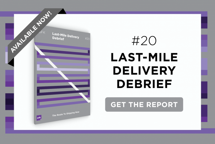 PSFK's Guide To Anytime, Anywhere Fulfillment: The Last-Mile Delivery Debrief