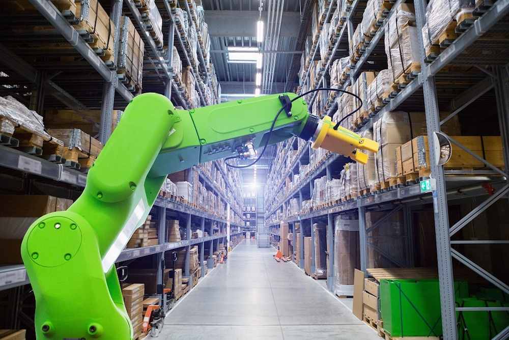 Gap Builds Automated Warehouse To Deliver Shoppers' Orders Faster