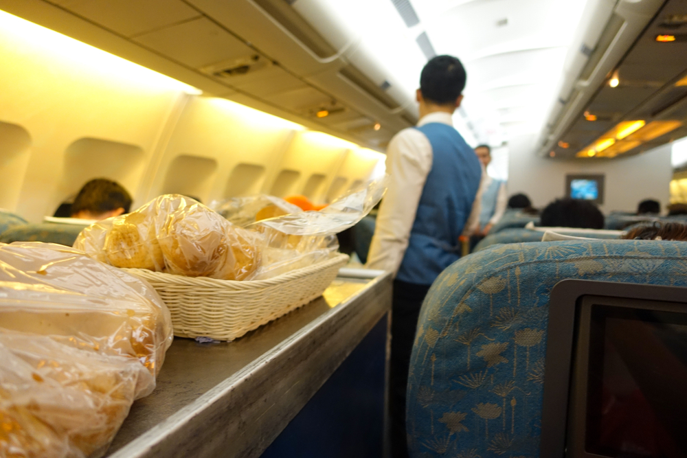Airlines Like JetBlue Are Using Algorithms To Offer Passengers Tailored Menus