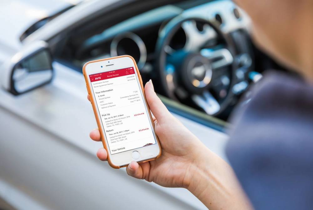 Avis Teams Up With Ford To Expand Its Fleet Of Mobile Rentals